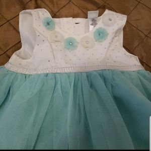 Little me special occasion dress 24m for baby girl